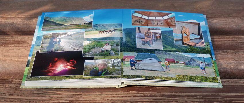 Сделать фотокнигу путешествие онлайн — НаПодарки.ру