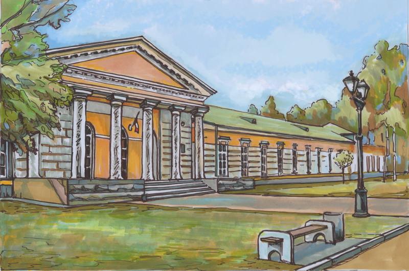 Национальный музей Удмуртской Республики им. Кузебая Герда