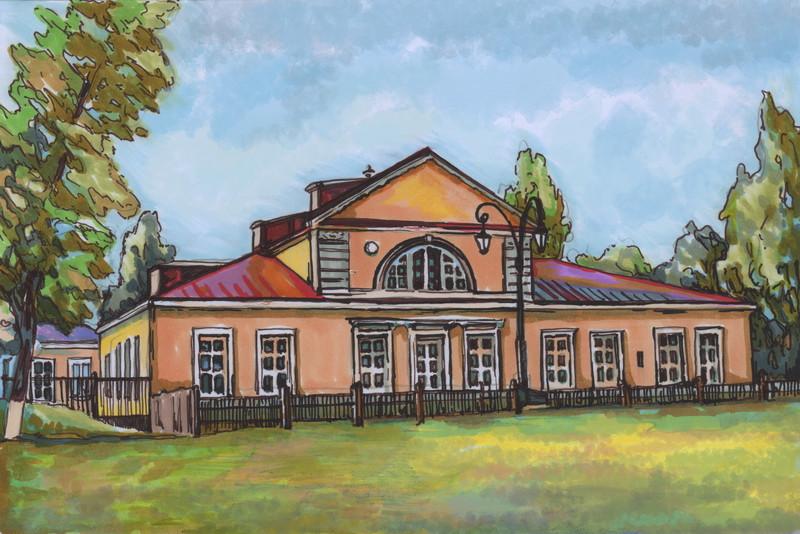 Музей-усадьба П. И. Чайковского - 2