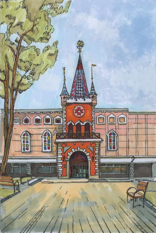 Государственный театр кукол Удмуртской Республики