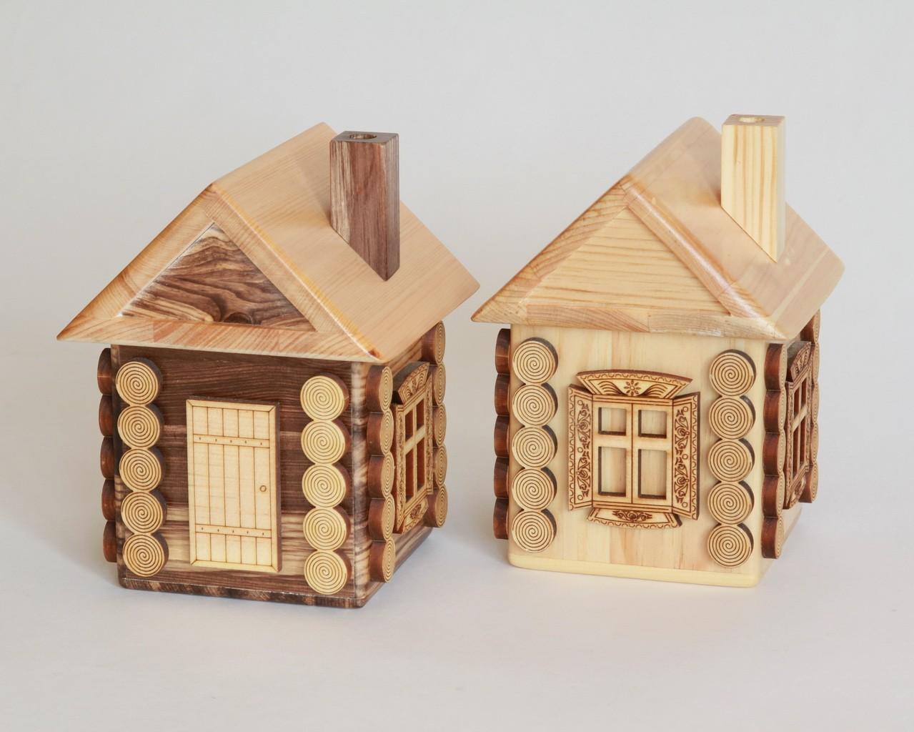 Кедровый домик